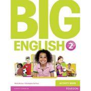 Imagine Big English 2 Activity Book - Mario Herrera