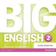 Imagine Big English 2 Class Cd - Mario Herrera