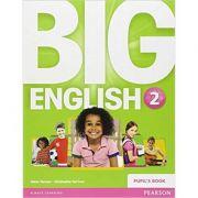 Imagine Big English 2 Pupils Book Stand Alone - Mario Herrera