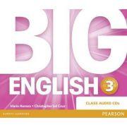 Imagine Big English 3 Class Cd - Mario Herrera
