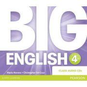 Imagine Big English 4 Class Cd - Mario Herrera