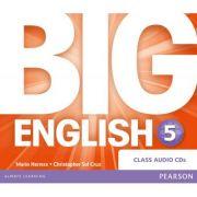 Imagine Big English 5 Class Cd - Mario Herrera