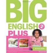 Imagine Big English Plus 2 Activity Book - Mario Herrera