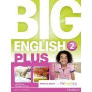 Imagine Big English Plus 2 Pupils' Book With Myenglishlab Access Code Pack