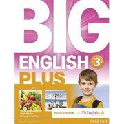 Imagine Big English Plus 3 Pupils' Book With Myenglishlab Access Code Pack
