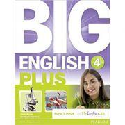 Imagine Big English Plus 4 Pupils' Book With Myenglishlab Access Code Pack