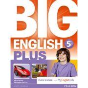Imagine Big English Plus 5 Pupils' Book With Myenglishlab Access Code Pack