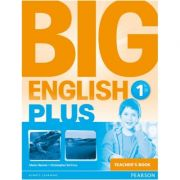 Imagine Big English Plus Level 1 Teachers Book - Mario Herrera