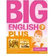 Imagine Big English Plus Level 3 Teachers Book - Mario Herrera