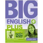Imagine Big English Plus Level 4 Teachers Book - Mario Herrera
