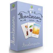 Carti de joc Montessori. Anotimpuri imagine librariadelfin.ro