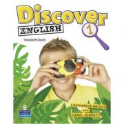 Discover English Level 1 Teacher's Book - Catherine Bright