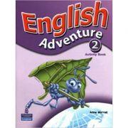 English Adventure, Activity Book, Level 2