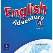 English Adventure, Class CD, Level 4