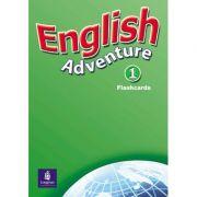 Imagine English Adventure - Level 1 - Flashcards
