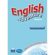 English Adventure Interactive White Board Level 2 - Lucy Frino