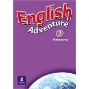 Imagine English Adventure Level 2 Flashcards