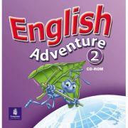 English Adventure Level 2 Multi-ROM imagine librariadelfin.ro