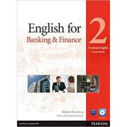English for Banking and Finance 2 Course Book Paperback - Marjorie Rosenberg