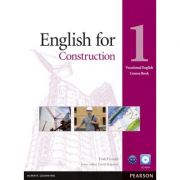 English for Construction Level 1 Coursebook and CD-ROM Pack. Vocational English - Evan Frendo