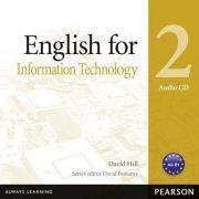 Imagine English For It Level 2 Audio Cd - David Hill