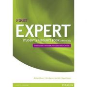 Expert First 3rd Edition Student's Resource Book without Key - Nick Kenny