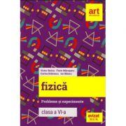 FIZICA. Probleme si experimente. Clasa a 6-a - Florin Macesanu (Avizat M. E. N) imagine librariadelfin.ro