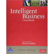 Imagine Intelligent Business Elementary Coursebook - Irene Barrall