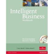 Imagine Intelligent Business Pre-intermediate Workbook And Cd - Irene Barrall