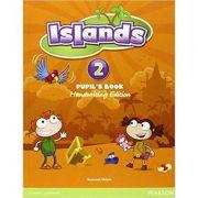 Islands handwriting Level 2 Pupil's Book plus pin code - Susannah Malpas