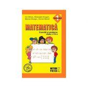 Matematica. Exercitii si probleme. Clasa a VII-a, semestrul I 2011-2012 - Ion Ghica imagine librariadelfin.ro