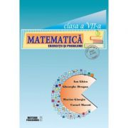 Matematica. Exercitii si probleme. Clasa a VII-a - Ion Ghica, Gheorghe Drugan imagine librariadelfin.ro