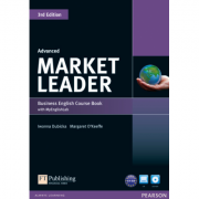 Market Leader 3rd Edition Advanced Coursebook (with DVD-ROM inc. Class Audio) &MyLab - David Cotton