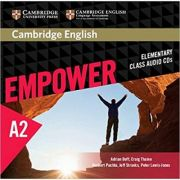 Cambridge English: Empower Elementary Class (Audio CDs x3)