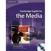 Cambridge: English for the Media - Student's Book (with Audio CD)