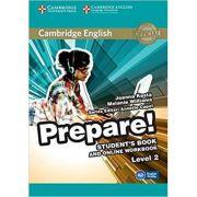 Cambridge English: Prepare! Level 2 - Student's Book (and Online Workbook)