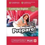 Cambridge English: Prepare! Level 4 - Presentation Plus (DVD-ROM)