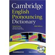 Cambridge English: Pronouncing Dictionary (with CD-ROM)