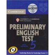 Imagine Cambridge: Preliminary English Test 5 - Self-study Pack (with Audio