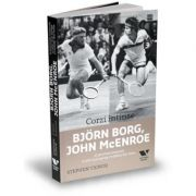 Victoria Books: Corzi intinse. Bjorn Borg, John McEnroe si povestea nespusa a celei mai aprige rivalitati din tenis - Stephen Tignor