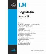 Legislatia muncii imagine librariadelfin.ro
