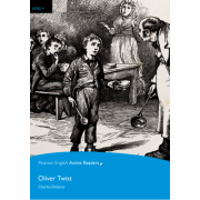 Level 4: Oliver Twist Book & Multi-ROM with MP3 Pack - Charles Dickens