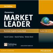 Imagine Market Leader 3rd Edition Elementary Coursebook Audio Cd (2) - David