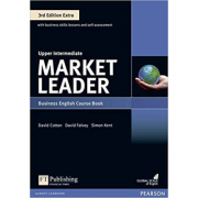 Market Leader 3rd Edition Extra Upper Intermediate Course Book + DVD-ROM - Lizzie Wright