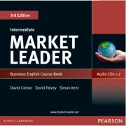 Imagine Market Leader 3rd Edition Intermediate Coursebook Audio Cd (2) - David