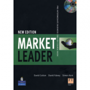 Market Leader New Edition! Pre-intermediate Coursebook with Multi-ROM and Audio CD - John Rogers