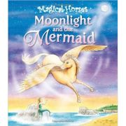Moonlight and the Mermaid - Magical Horses