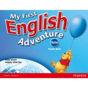 Imagine My First English Adventure Starter Pupils Book - Mady Musiol