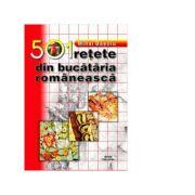 501 retete din bucataria romaneasca - Mihai Basoiu imagine libraria delfin 2021