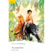 Imagine Level 2: The Jungle Book And Mp3 Pack - Rudyard Kipling
